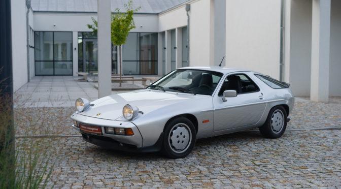 Porsche 928S 1987 – 109280PLN – Poznań