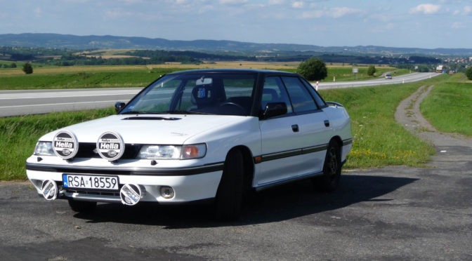 Subaru Legacy Turbo 1991 – 69900PLN – Krosno