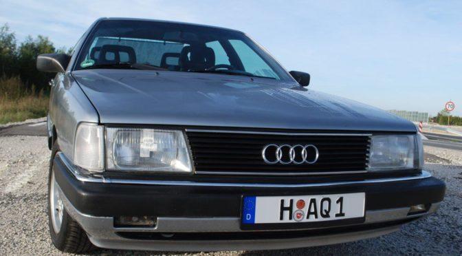 Audi 100 C3 1987 – 28500PLN – Strzelce Górne