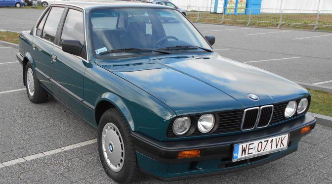 BMW 324td E30 1990 – 99900PLN – Warszawa
