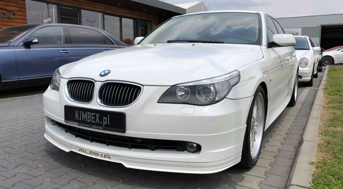 BMW Alpina B5 Supercharged E60 2007 – Krapkowice