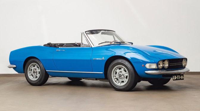 Fiat Dino Spider 1967 – SPRZEDANY