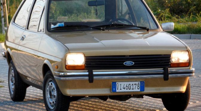 Ford Fiesta Mk1 1980 – 19900PLN – Kraków