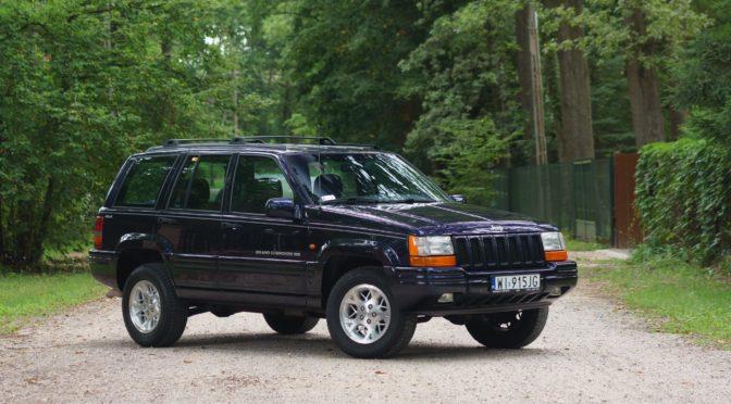 Jeep Grand Cherokee ZG 1998 – 59000PLN – Warszawa