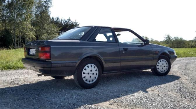 Mazda 626 Coupe GC 1986 – 24000PLN – Kęty
