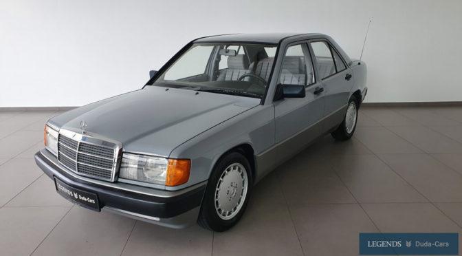 Mercedes 190E W201 1990 – SPRZEDANY