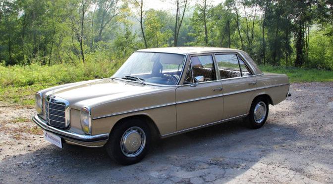 Mercedes 220D W115 1972 – 50000PLN – Gaj