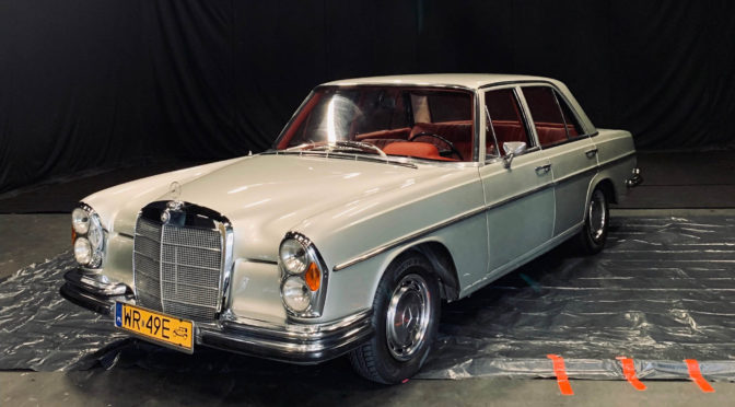 Mercedes 280S W108 1970 – 146000PLN – Radom