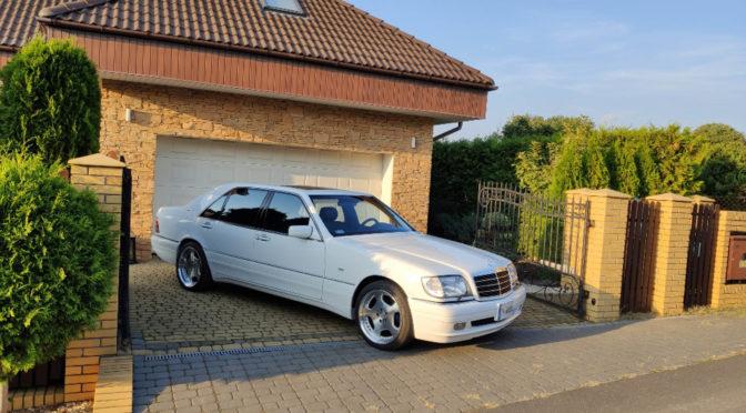 Mercedes S 500 L Wald V1 W140 1998 – 89000PLN – Gniezno