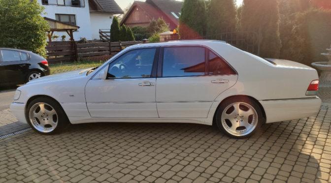 Mercedes S 500 L Wald V1 W140 1998 – REZERWACJA