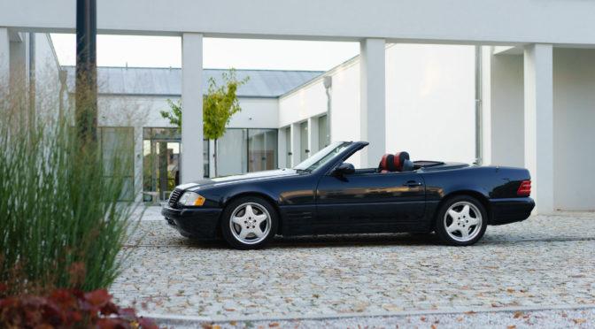 Mercedes SL 500 Designo R129 1999 – SPRZEDANY