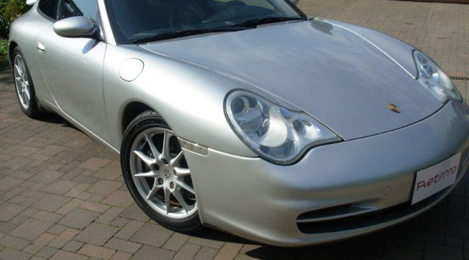 Porsche 911 Carrera 996 2004 – 119000PLN – Katowice