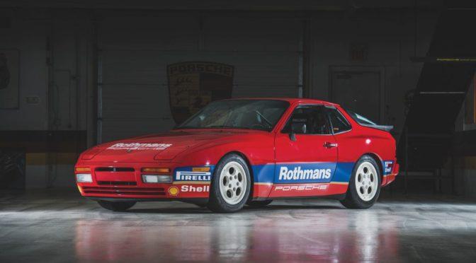 Porsche Rothmans 944 Turbo Cup 1988 – SPRZEDANE