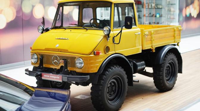 Unimog 421 1977 – 109000PLN – Poznań