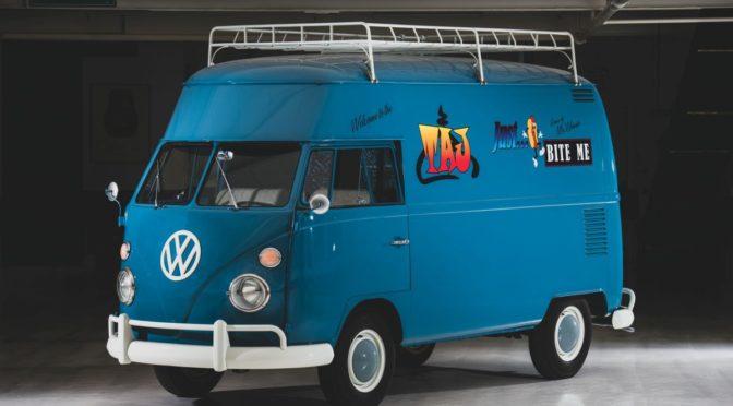 Volkswagen T1 High-Roof Panel Van 1967 – SPRZEDANY