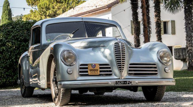 Alfa Romeo 6C 2500 Freccia D'Oro 1948 – SPRZEDANA