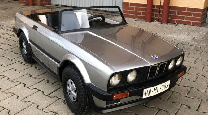 Alpha BMW Cabriolet E30 – SPRZEDANA