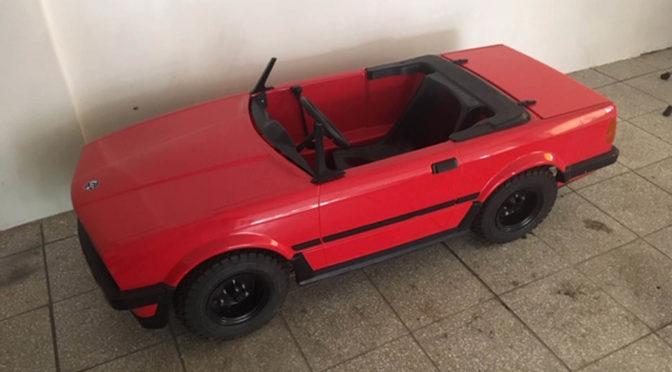 Alpha BMW Cabriolet E30 – SPRZEDANE