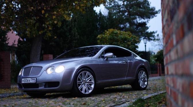 Bentley Continental GT 2004 – SPRZEDANY