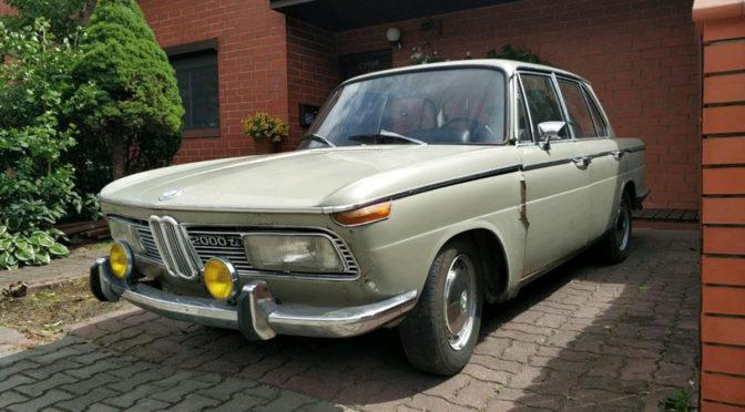 BMW 2000 TiLux 1970 – 25000PLN – Warszawa