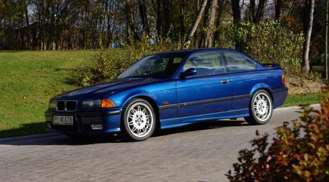 BMW M3 Coupe E36 1994 – 139000PLN netto – Poznań