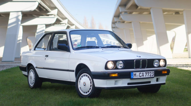 BMW 316iA E30 1989 – SPRZEDANE