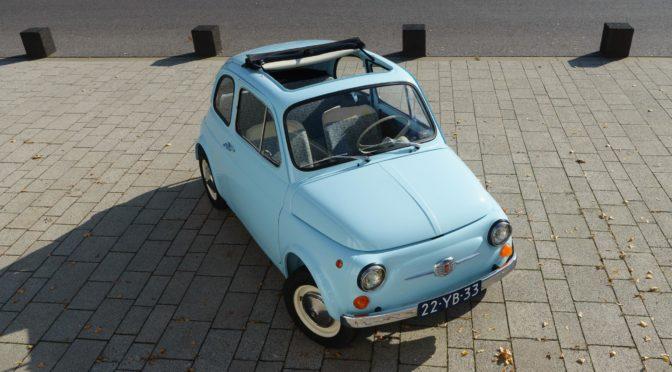 Fiat 500 F 1967 – 59500PLN – Poznań