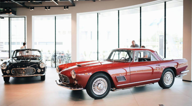 Maserati 3500 GTi 1963 – 1300000PLN – Piotrków Trybunalski