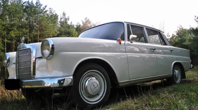 Mercedes 190c W110 1962 – 100000PLN – Łódź