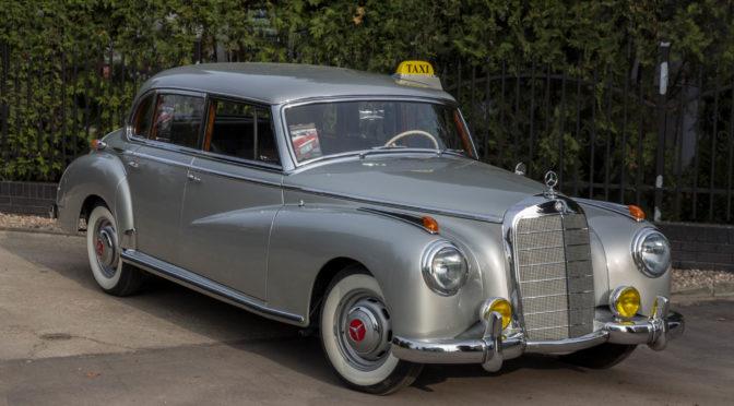Mercedes 300b Adenauer W186 1955 – 750000PLN – Poznań