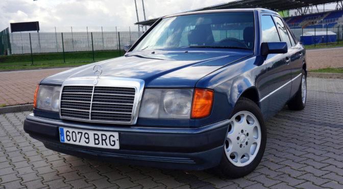 Mercedes 300D Turbo W124 1993 – 25600PLN – Siedlce