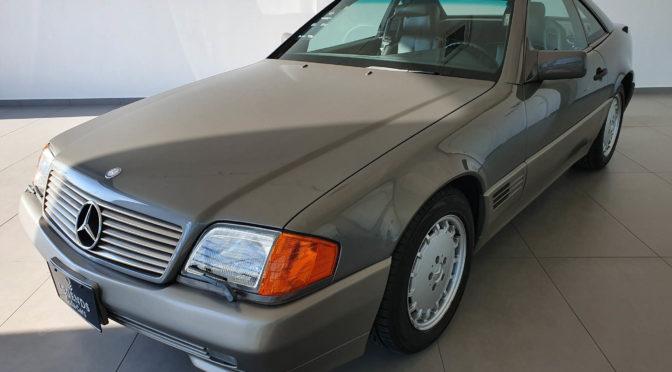 Mercedes 500 SL R129 1990 – SPRZEDANY
