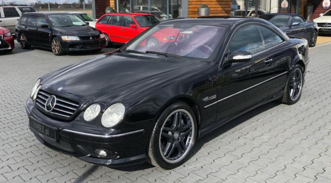 Mercedes CL 65 AMG RENNtech V12 BiTurbo C215 2004 – 129000PLN – Krapkowice