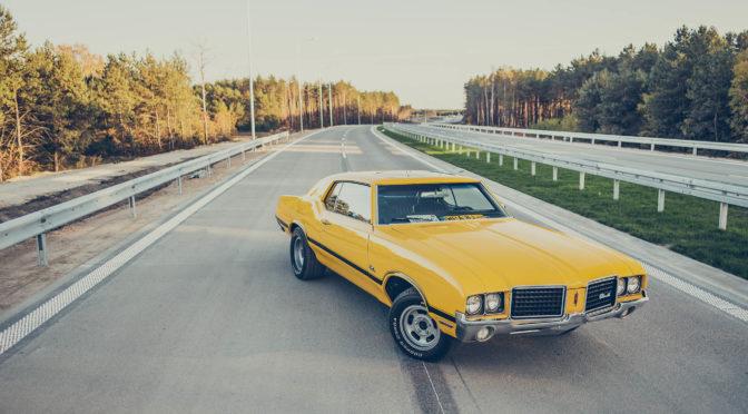 Oldsmobile Cutlass Supreme 1971 – 95000PLN – Góra Kalwaria