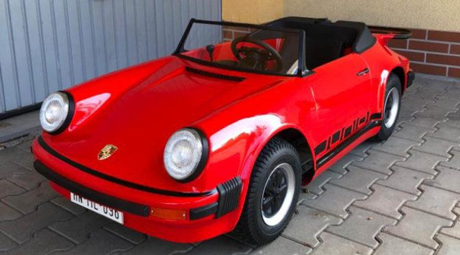 Alpha Porsche 911 Junior – SPRZEDANA