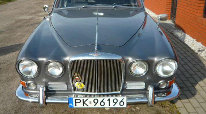 Jaguar 420 1968 – 65000PLN – Kalisz