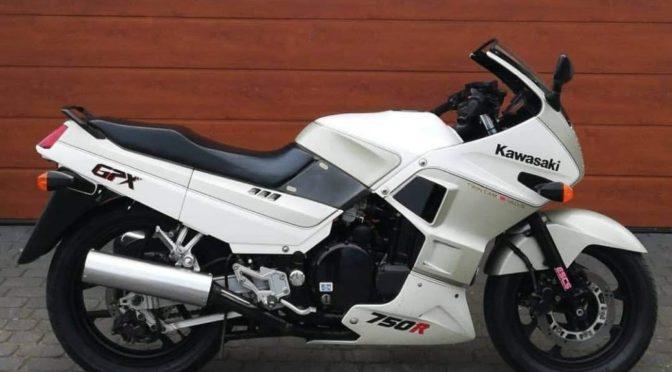 Kawasaki GPX 750 R 1987 – SPRZEDANE