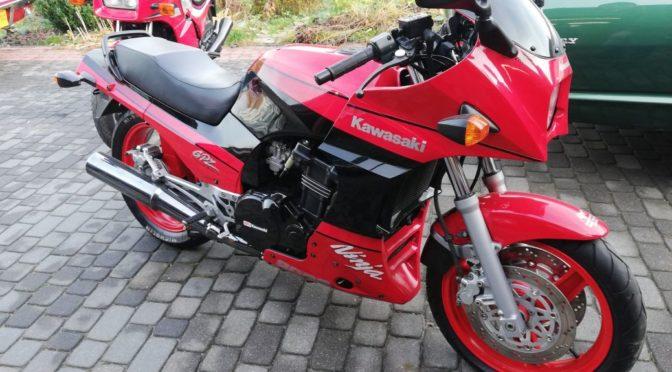 Kawasaki GPZ 900R Ninja 1991 – 10900PLN – Toruń
