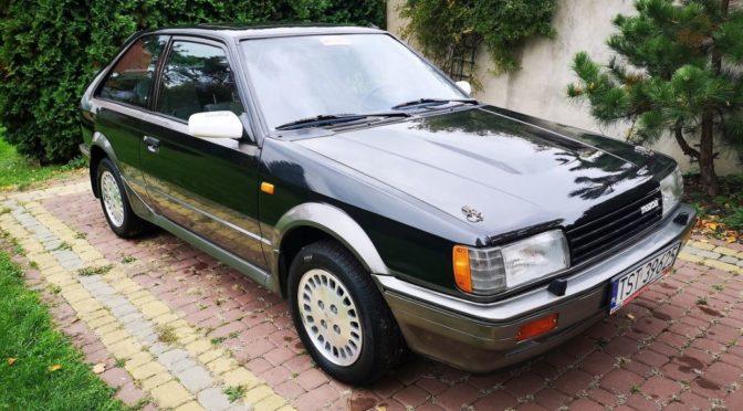 Mazda 323 4WD Turbo BF 1986 – 36000 PLN – Starachowice