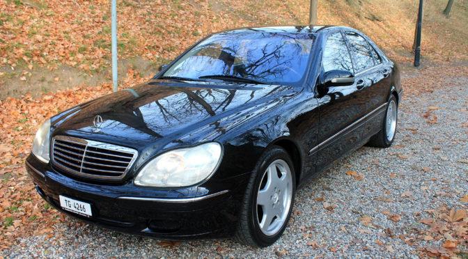 Mercedes S 430 W220 1999 – 22000PLN – Otmuchów