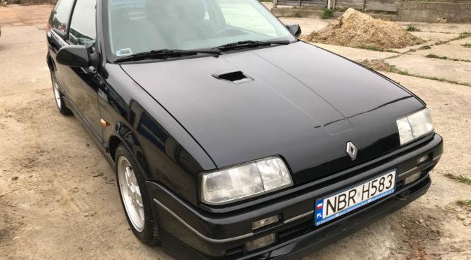 Renault 19 16V 1990 – 15000PLN – Braniewo