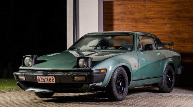 Triumph TR7 1977 – 14800PLN – Sosnowiec