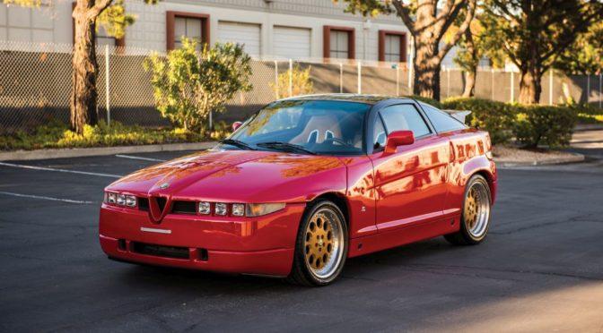 Alfa Romeo SZ 1991 – SPRZEDANA