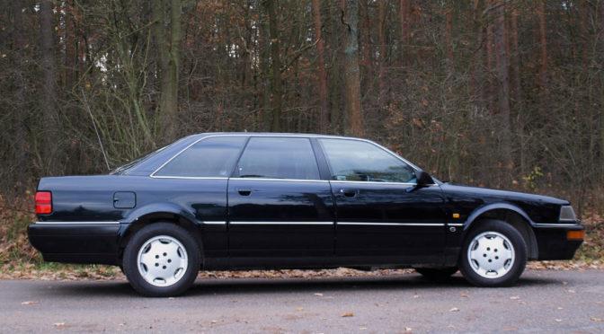 Audi V8 L D11 1991 – SPRZEDANE