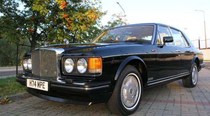 Bentley Eight 1991 – 39900PLN – Warszawa