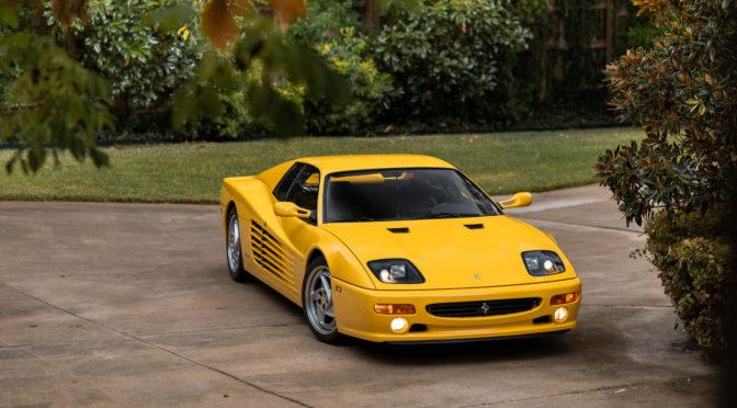 Ferrari F512 M 1995 – USA
