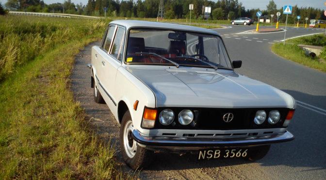 FSO 125p 1983 – 39900PLN – Stary Sącz