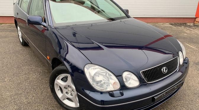 Lexus GS 300 1999 – SPRZEDANY