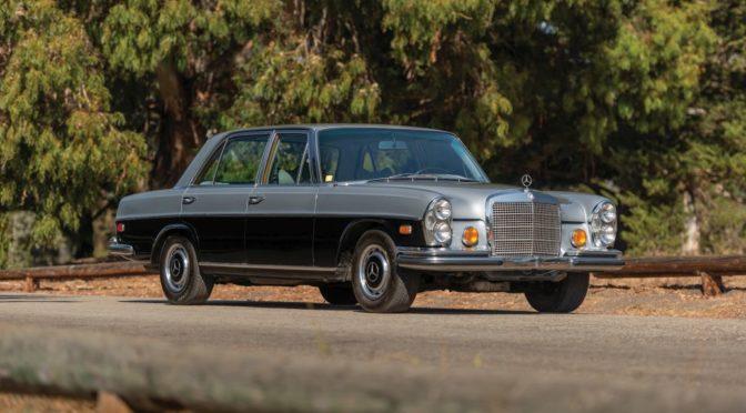 Mercedes 300 SEL 6.3 W109 1971 – SPRZEDANY