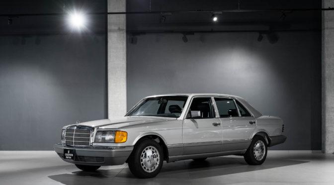 Mercedes 300 SDL W126 1987 – 69900PLN – Poznań